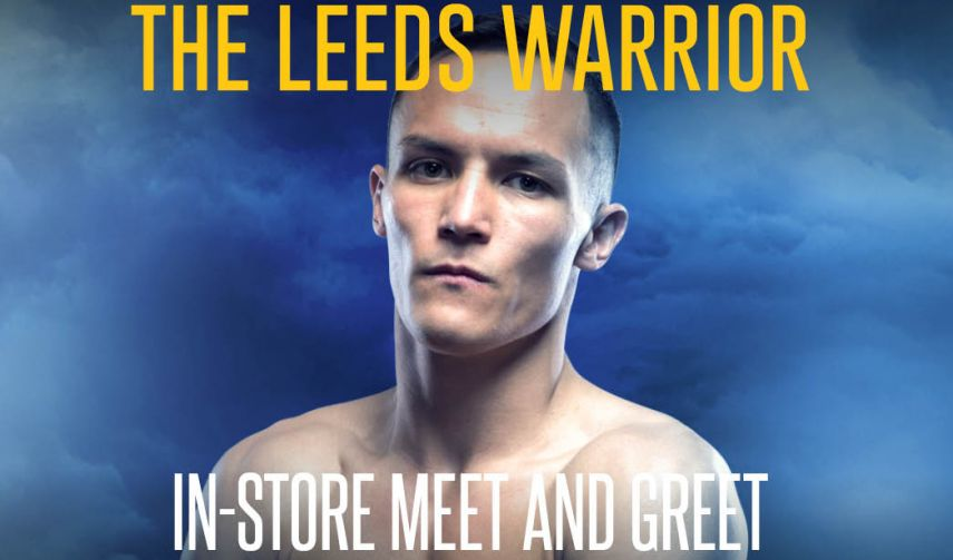 Josh Warrington FA