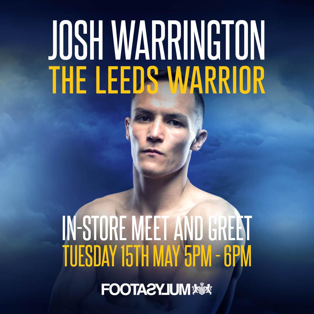 Josh Warrington FA